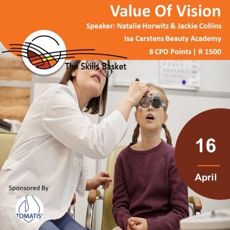 value of vision version 2